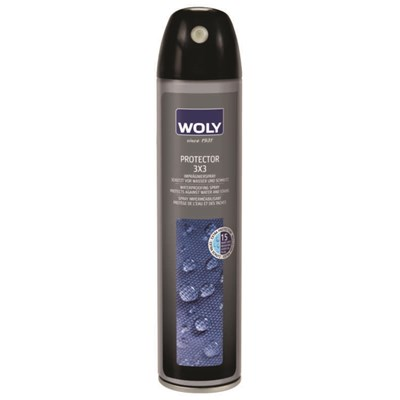 Impregneringsspray Woly Protector 3X3 300 ml
