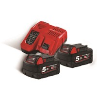 Batterisett Milwaukee M18 NRG-502