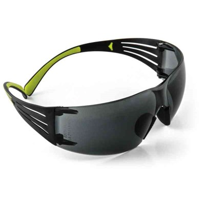 Vernebrille 3M Securefit 402AS SF402AF Mørk AS/AF