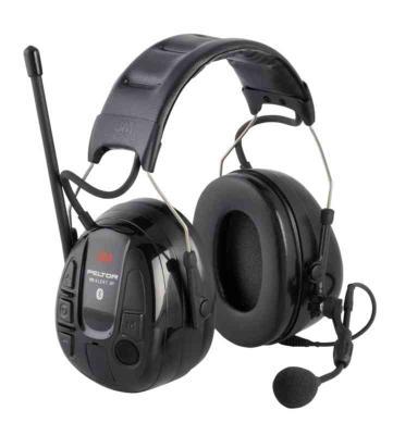 94d134c1b Ahlsell - Hørselvern WS Alert XP blåtann bøyle 3M Peltor - Øreklokke ...