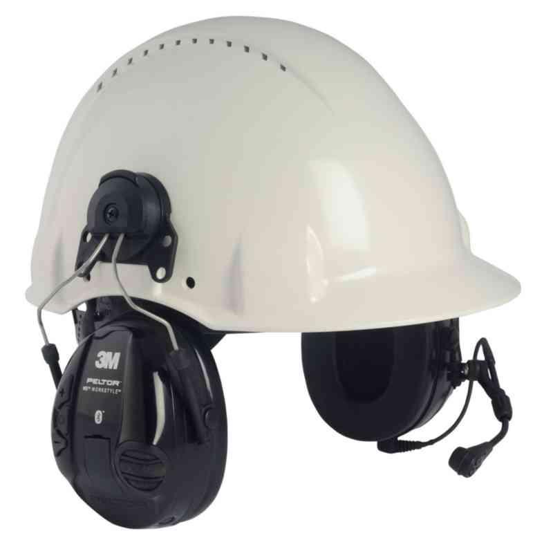 a9e3aa40b Ahlsell - Hørselvern WS 5 blåtann hjelm 3M Peltor - Øreklokke 3M ...