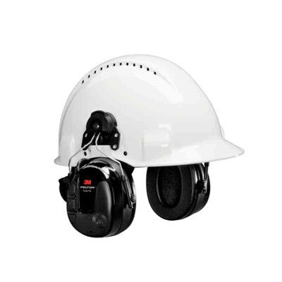 af83b8e20 Ahlsell - Hørselvern ProTac 3 hjelm 3M Peltor - Øreklokke med bøyle ...