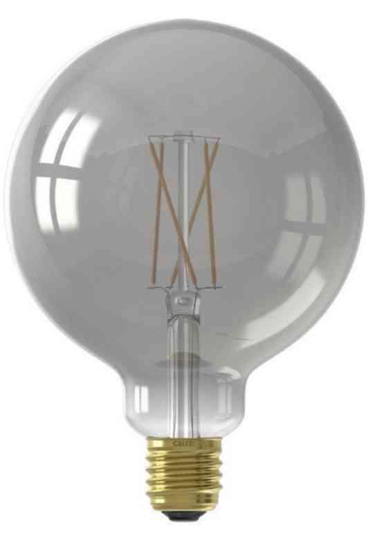 Ahlsell LED Globe125FLM E27 400lm WiFi LED Nortronic