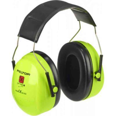 76261ce06 Ahlsell - Hørselvern Optime 2 Hi-vis bøyle 3M Peltor - Hørselvern 3M ...