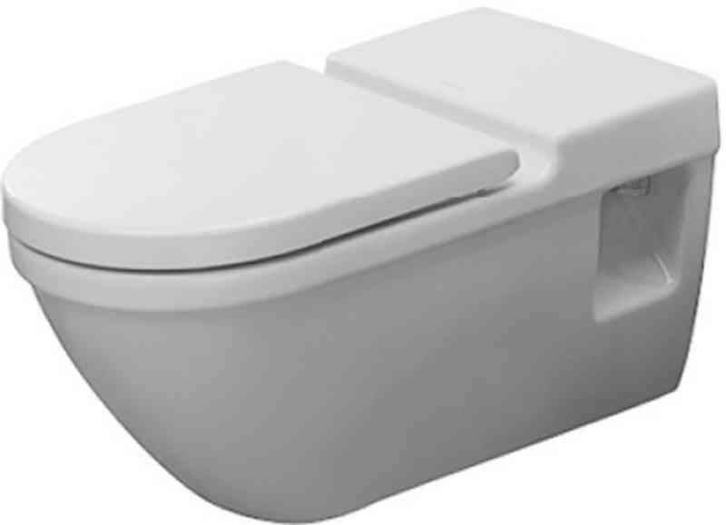 Ifø vegghengt toalett